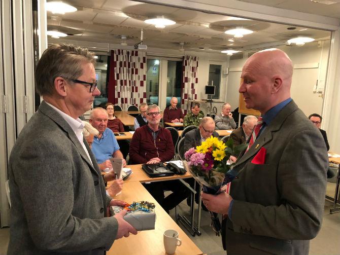 Sven Åke Asklander avtackning 21 feb 2018